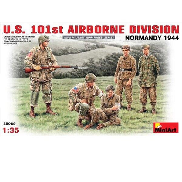 101ème Division Aéroportée US (Normandie 1944)