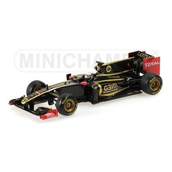 Lotus Renault R30 2012