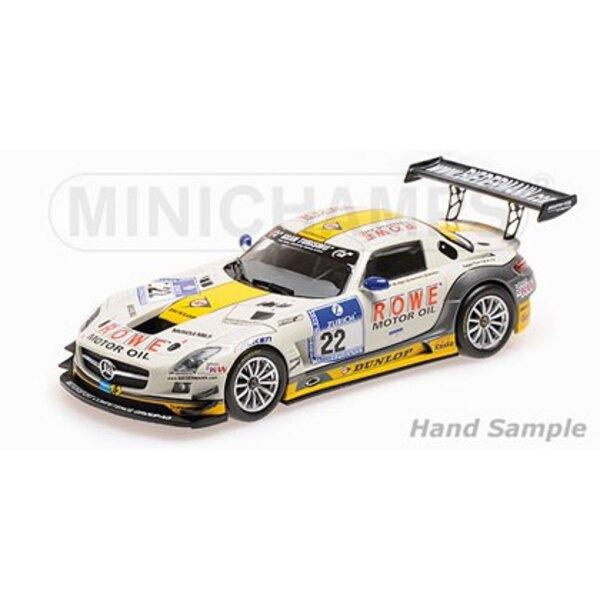 GT3 M-B SLS AMG