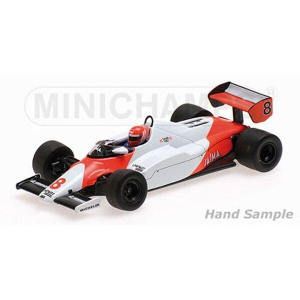 McLaren MP4/1C 1983