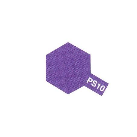 violet polycarbon.bombe 86010 Tamiya TAMIPS10