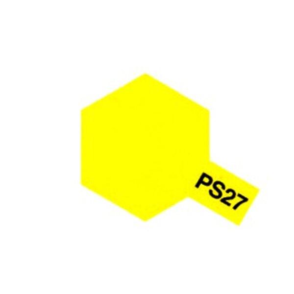 jaune fluo poly.bombe 86027