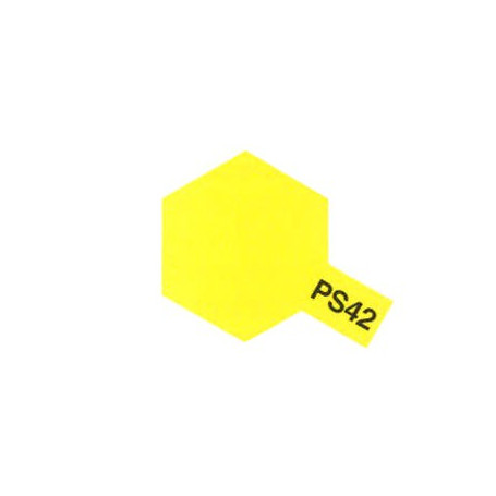 jaune translucide 86042 Tamiya TAMIPS42