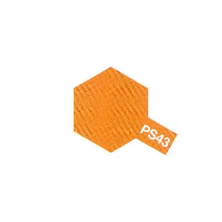 orange translucide 86043 Tamiya TAMIPS43
