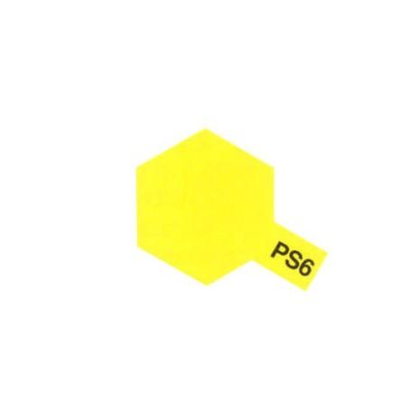 jaune polycarbon.bombe 86006 Tamiya TAMIPS06