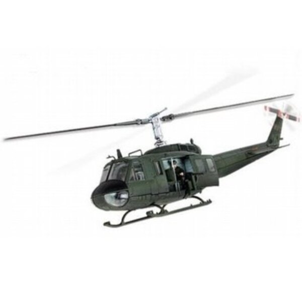 us mh-1d huey vietnam 1968 1/48-Forces Of Valor IM84005