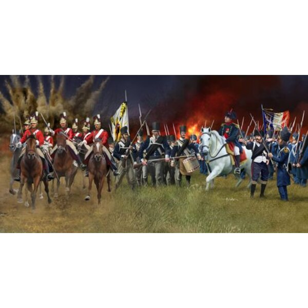 Battle of Waterloo 200th AnniversaryDue March 2015