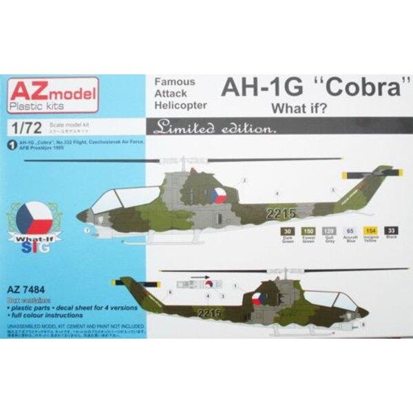 De Bell AH-1G Cobra «si Finlande, Cechoslovakia, la Hongrie et la Suède