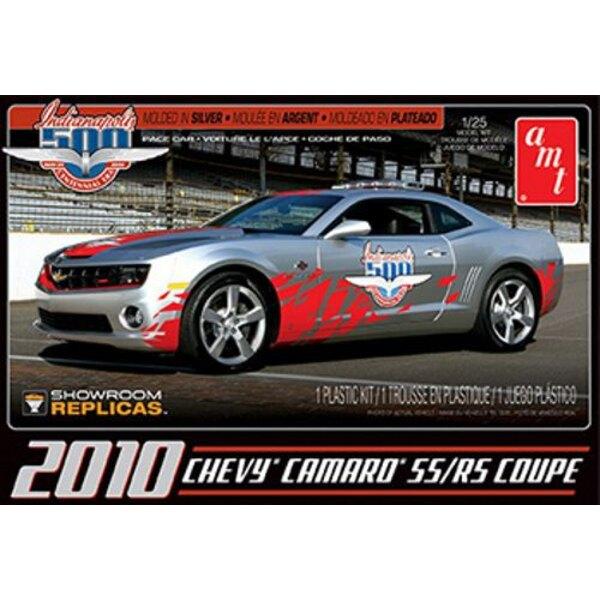 Chevrolet 2010 Camaro - Silver Model Kit