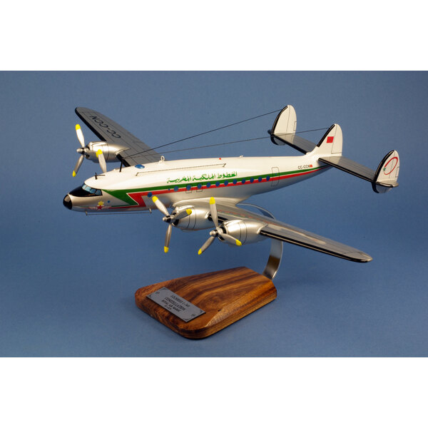 Lockheed L-749 Constellation Royal Air Morocco