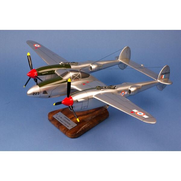 P-38F-5B Lightning St Exupéry