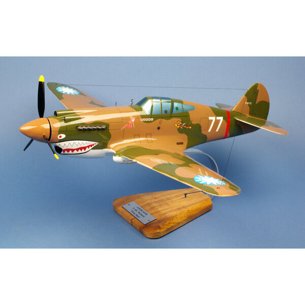 P-40B Curtiss Hawk