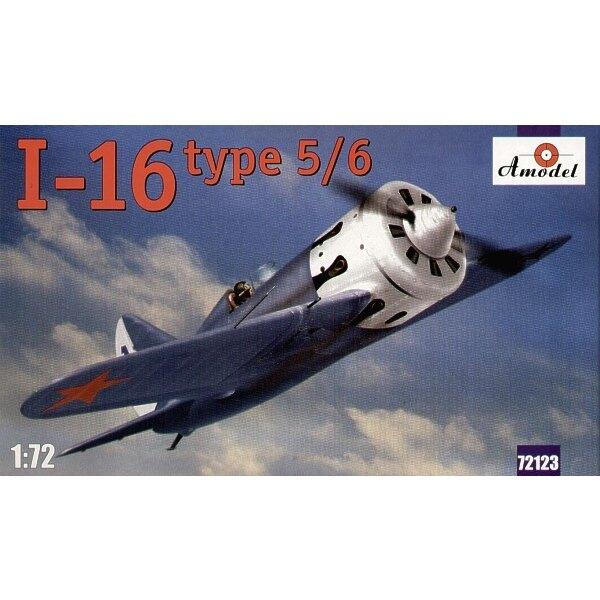 Polikarpov I-16 type 5/type 6 - 5 marquages : Espagne, Chine, Finlande 2x Aviation russe Été 1941 Aviation chinoise d'Été 1941
