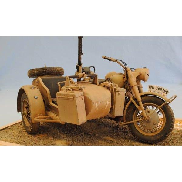Bmw R75 & Sidecar