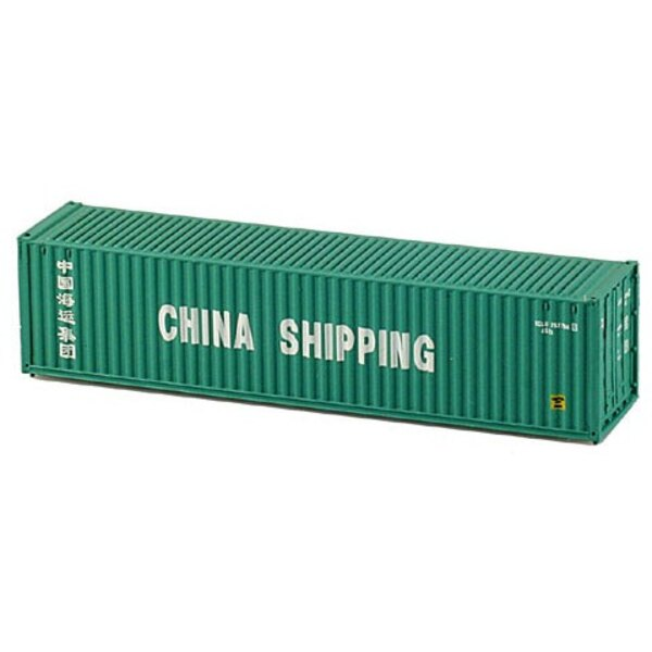 CHINA SHIPPING Container 40 '