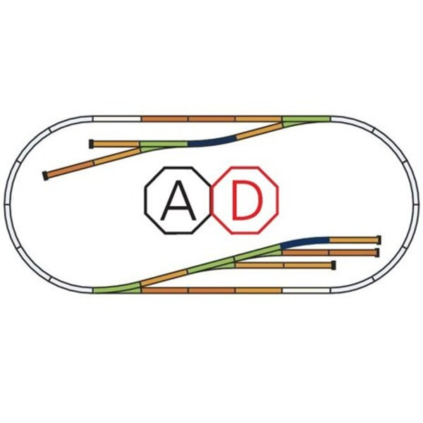 TRACK SET OF EXTENSION