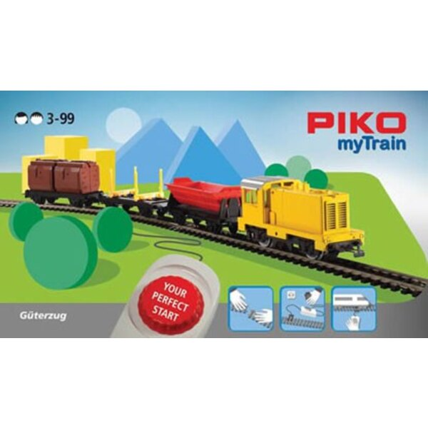 COFFRET MY TRAIN DIESEL