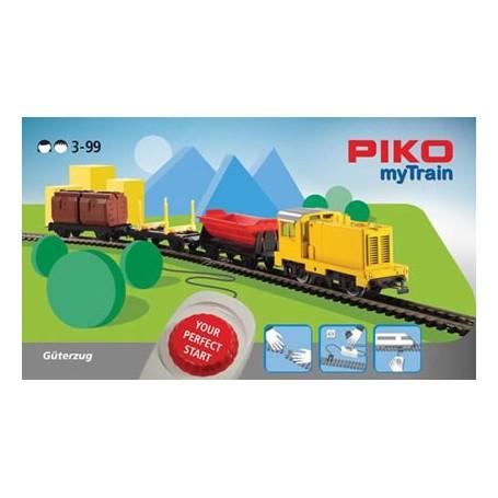 COFFRET MY TRAIN DIESEL Piko P57090