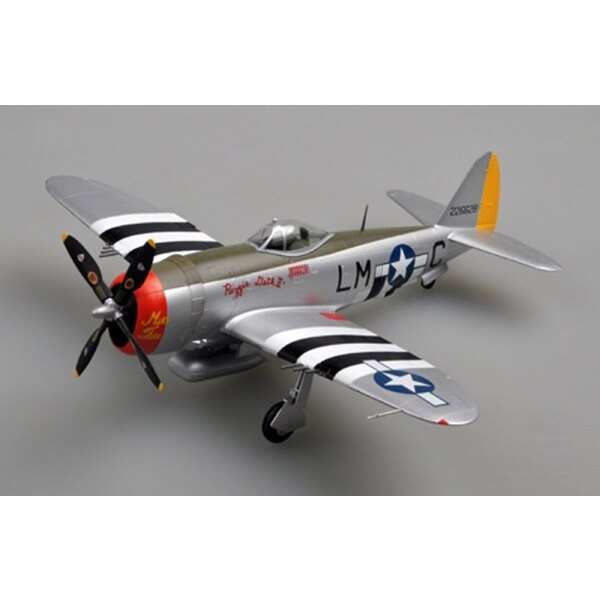 P-47D Thunderbolt USAAF 62thFS/56thFG