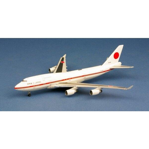 Japan SDF Boeing 747-47C 20-1101