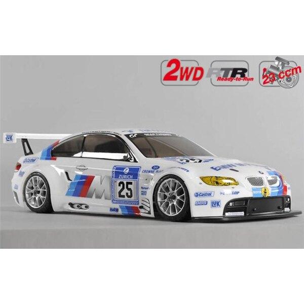 Nuevo BMW M3 RTR 2WD Sportline