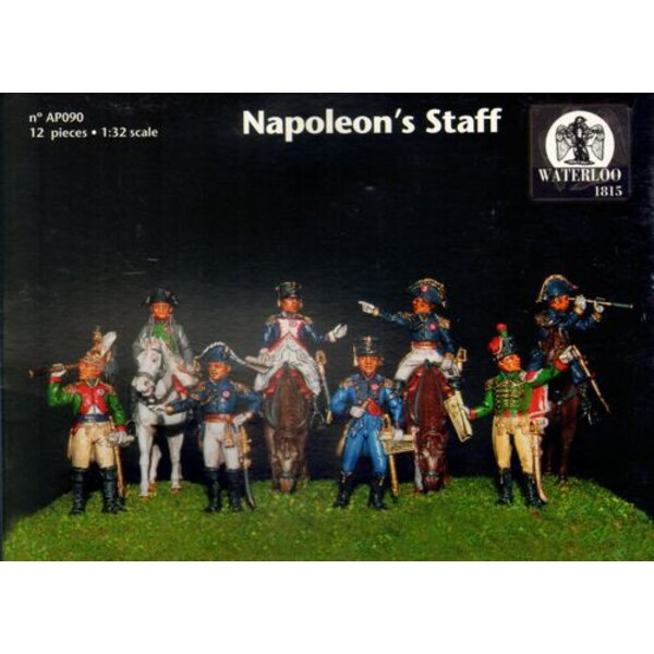 FRENCH NAPOLEON'S STAFF (only 600 sets made)