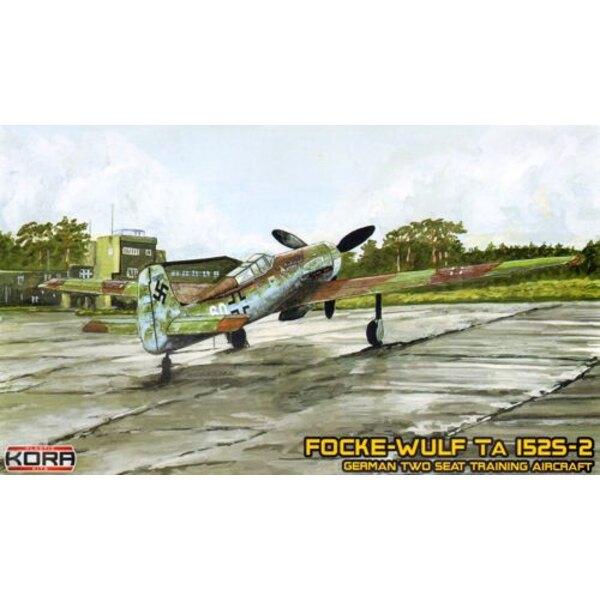 Focke-Wulf Ta 152S-2