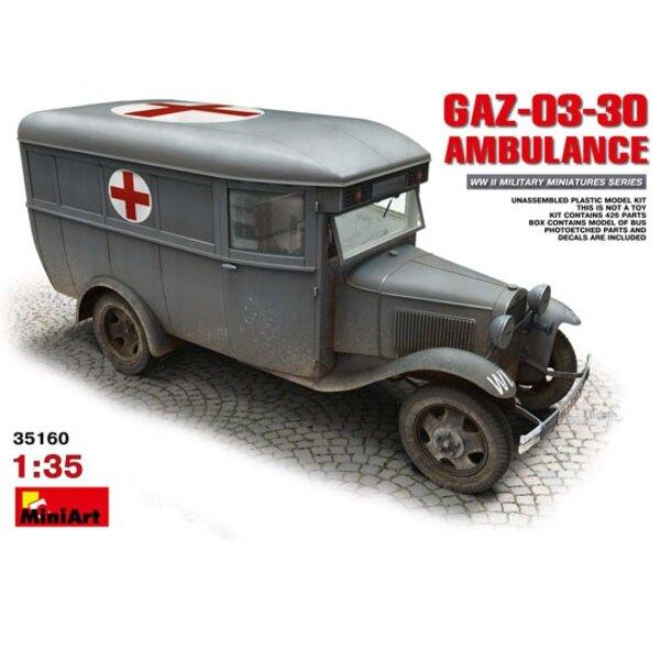 GAZ 03 30 Ambulance