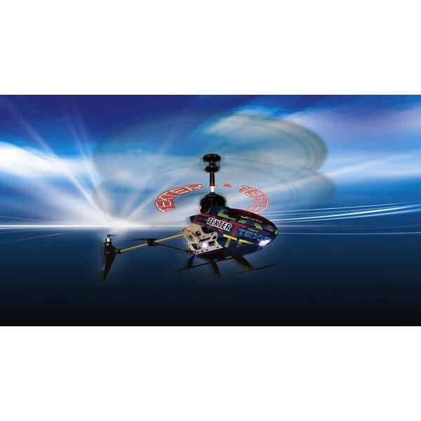 Hélicoptère RTF rédacteur / 3CH / Ghz
