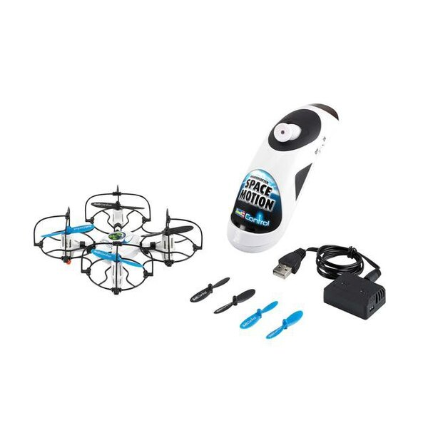 Quad Copter Space Motion