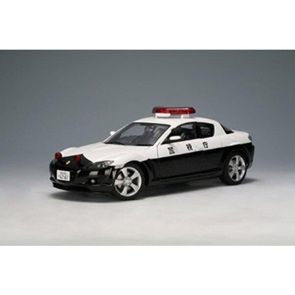 MAZDA RX-8 POLICE CAR