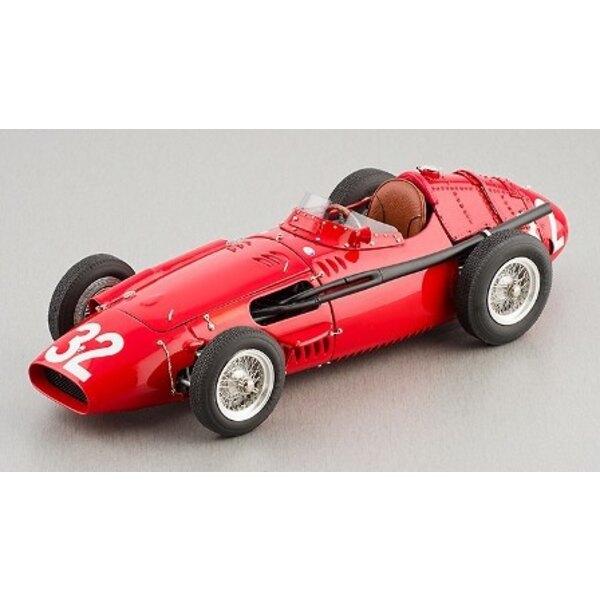 MASERATI 250F FANGIO 32 GP DE MONACO 1957