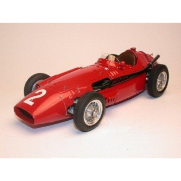 MASERATI 250F FANGIO 2 GP DE FRANCE 1957