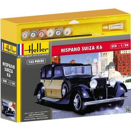 Hispano Suiza K6 Kit