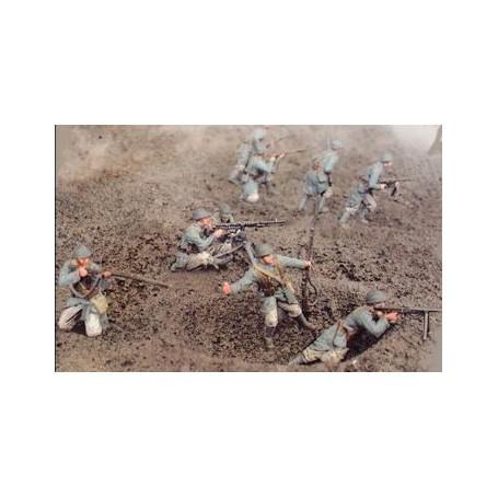 Infanterie françaiss de la 1ère GM