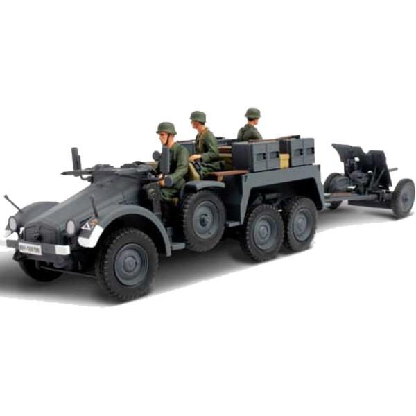 Kfz. 69 towed Pak 36