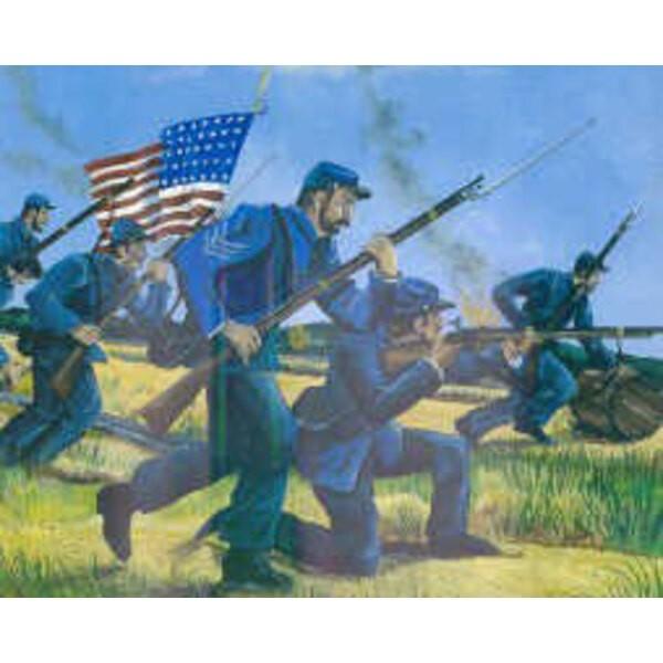 Infanterie de l'Union (Guerre de sécession)