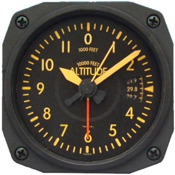 Réveil style Altimètre Vintage - Alarm clock