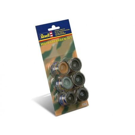 Set Couleurs militaires Revell REVE00340