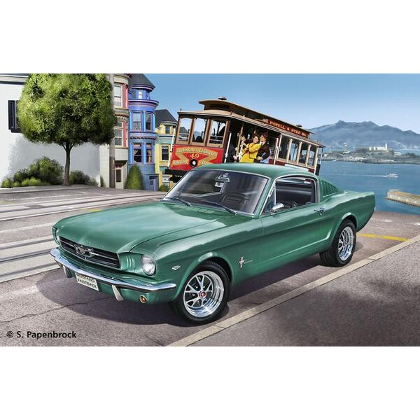 ford mustang 2 +2 fastback