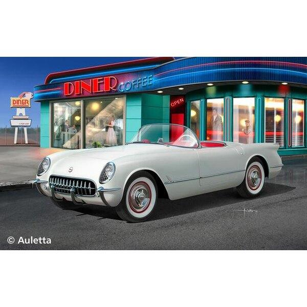 53 corvette roadster