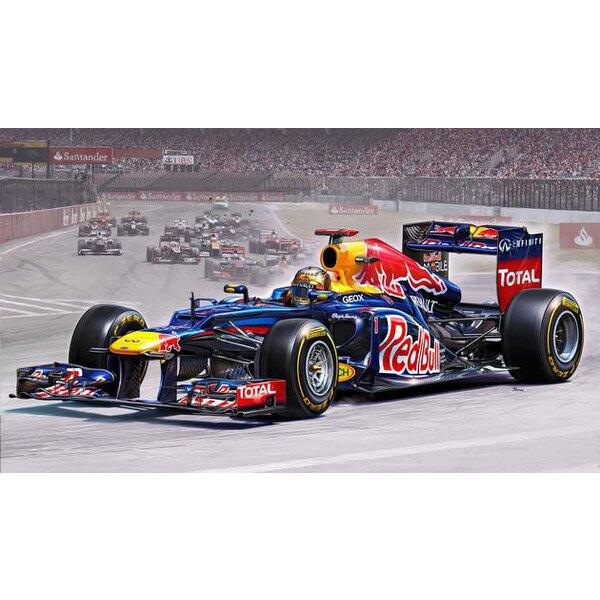 Red Bull Racing RB7 Vettel