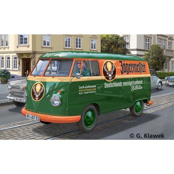 VW Transporter T1 Kastenwa