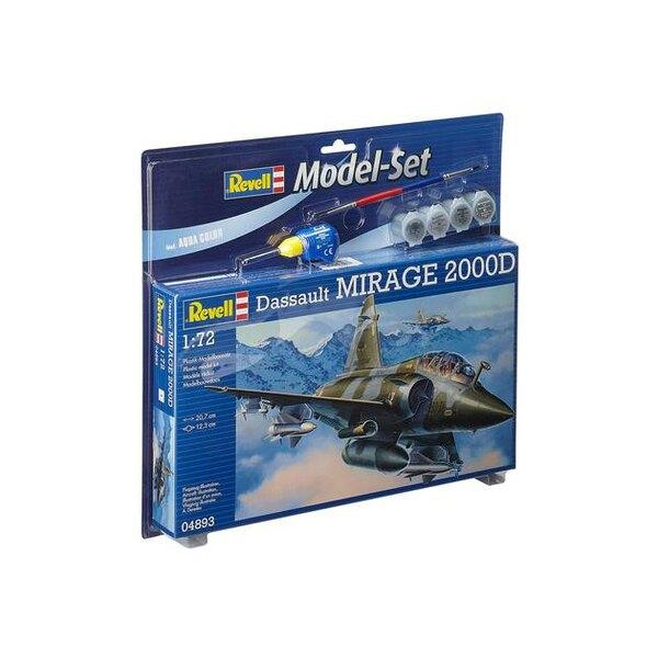 MIRAGE 2000 MODEL SET