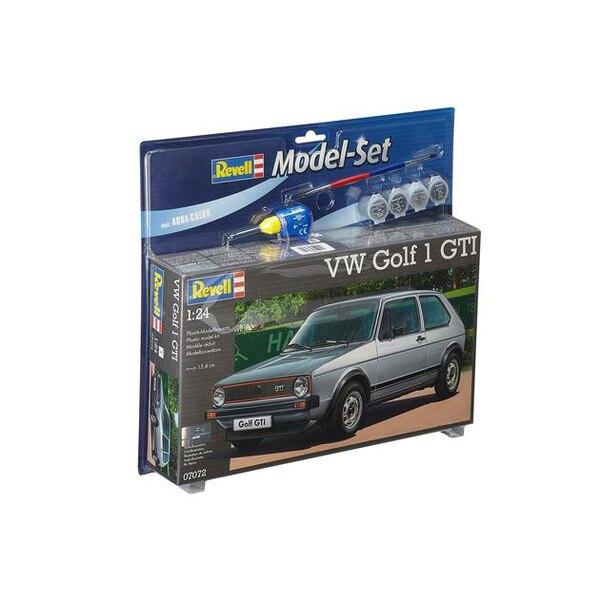 VW GOLF 1 GT1 MODEL SET