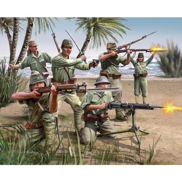 8ème Armée britannique de la 2ème GM