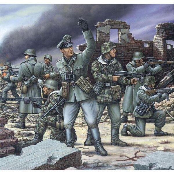 Panzergrenadiers allemand 1944