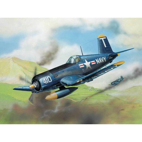 Vought F4U Corsairs Black Sheep""""