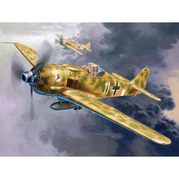 Focke Wulf Fw 190F-8