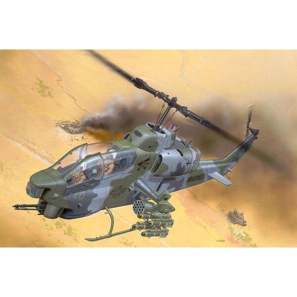 """Bell AH-1W Super Cobra"""""""""""